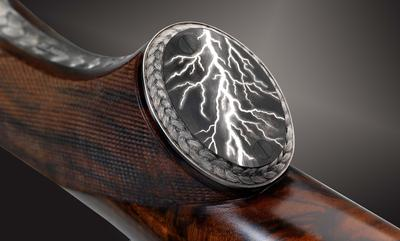 """Thunder & Lightning"" Luxury Engraving"