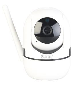 7links WLAN-IP-Überwachungskamera IPC-460.track mit Objekt-Tracking und App, Full HD, 360° (Copyright: PEARL.GmbH)