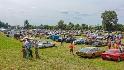 Stichtag 27. August: Dann findet mit dem Klassikertreffen an den Opelvillen in Rüsselsheim wieder das größte eintägige Oldtimertreffen Deutschlands statt