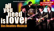 "NEU: Zusatzkonzert für das Beatles-Musical ""all you need is love!"" in Hamburg"