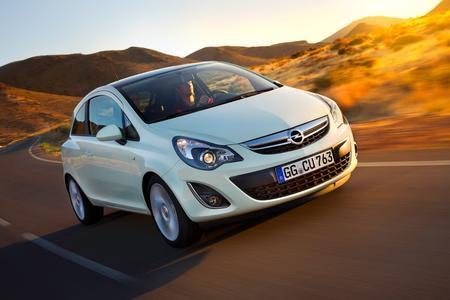 Opel wird ab 2014 den Kleinwagen Corsa auch in Weißrussland bauen © GM Company