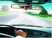 Extreme Lichtverhältnisse können schnell gefährliche Situationen hervorrufen