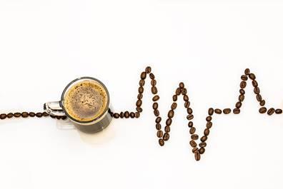 Australische Studie: Koffein als Gesundheitsrisiko / © Foto: Myriams-Fotos/Pixabay