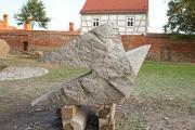 """""""Glaziale Brandenburg 2020"""" in Angermünde, Uckermark  - Großartige Internationale Steinkunst live erleben - noch bis zum 1. Oktober"""