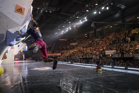 Full House in der Porsche-Arena - 3500 Zuschauer können live mitfiebern. Der Eintritt ist frei.