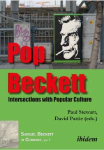 """Buch-Cover """"Pop Beckett: Intersections with Popular Culture"""""""