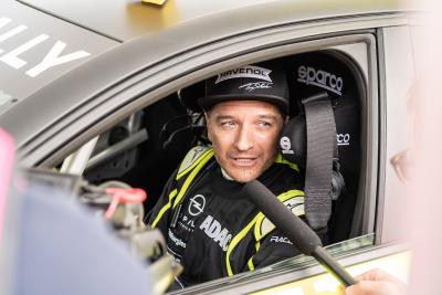 Der Corsa-e Rally begeistert die Rallye-Szene
