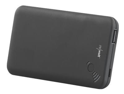 ZX-1778 01 revolt Qi-kompatible Slim-USB-Powerbank PB-500.qi 10.5 Watt