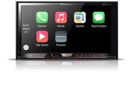 Pioneer gibt die Verfügbarkeit von Apple Carplay bekannt