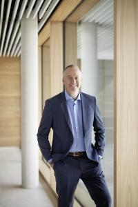Dr. Nicholas Matten, Geschäftsführer STIEBEL ELTRON