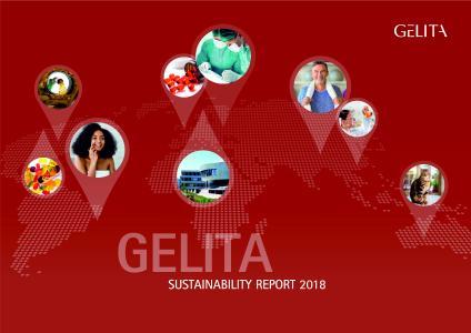 GELITA CSR Report Cover
