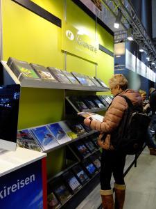 Bilder: BFS / Karawane Reisen / Messe Stuttgart / CMT