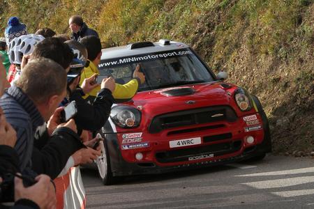 MINI WRC Team - Dani Sordo