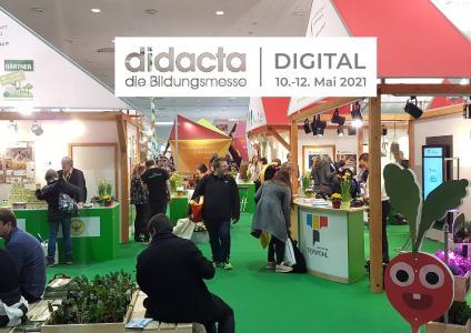 """Jetzt anmelden zur Bildungsmesse """"didacta digital"""""""