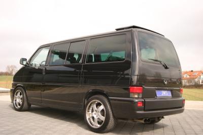 JMS Tuning für den Klassiker VW Bus T4
