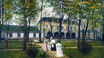 Bad Gögging vor 100 Jahren - das Römerbad war das 1. Bad