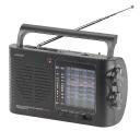 auvisio Analoger 9-Band-Weltempfänger TAR-750.bt mit Bluetooth, USB, SD, AUX und Akku / Bild: PEARL.GmbH / www.pearl.de