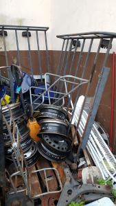 Schrotthändler aus Schwerte nehmen auch Elektroschrott mit