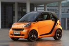 Neue Sonderedition: smart fortwo nightorange