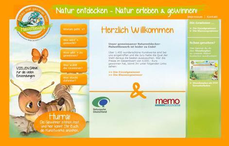 Die Gewinnerbilder können unter www.schau-mal-genauer-hin.de bestaunt werden