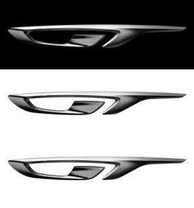 Magisches Kürzel: Der Opel GT Concept feiert seine Weltpremiere auf dem Automobilsalon in Genf