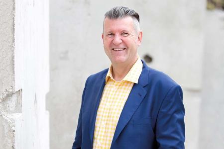 Christian Halpick, Leiter Immobilien/Projektentwicklung bei der Firmenfamilie FUCHS