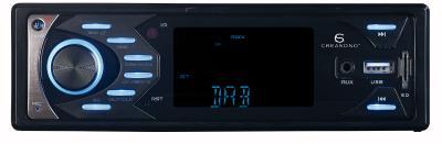 Creasono MP3-Autoradio CAS-4545.bt mit DAB+, Bluetooth & Freisprech-Funktion, 4x 45 Watt