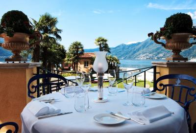 Ristorante La Brezza, Tschuggen Hotel Group