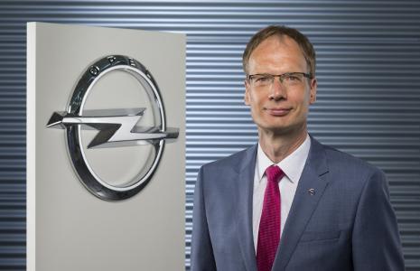 Michael Lohscheller / Foto Adam Opel