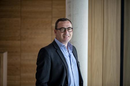 Amaury Journel, Geschäftsführer Stiebel Eltron-Frankreich
