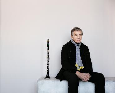 Rolf Kühn, Foto: Harald Hoffmann