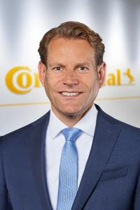 Nikolai Setzer, Member of the Executive Board of Continental and Head of Tire Division