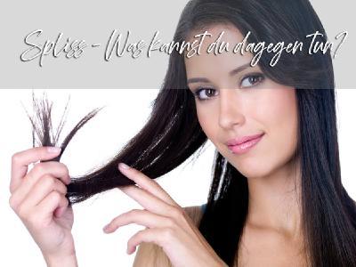 Haarproblem Spliss - Was kannst du dagegen tun?