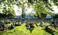 """Park Sounds"" im Stadtgarten eröffnen den Sommer"