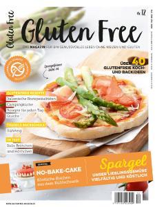 Titel des Gluten Free Magazins Nr. 12
