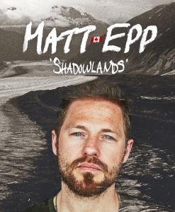 Am 3. November tritt der Singer-Songwriter Matt Epp um 20.00 Uhr im Stephanus-Gemeindezentrum in Essen-Überruhr auf.