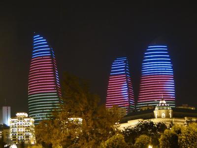 Erlebnisreise nach Aserbaidschan