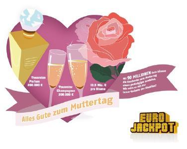 Jeder, der auf den Geschmack erlesener Geschenke gekommen ist, kann sein Glück an diesem Freitag (10. Mai) versuchen und auf 90 Millionen Euro hoffen