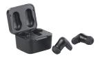 auvisio True Wireless In-Ear-Headset IHS-520.bt, Powerbank-Etui, Siri- & Google-kompatibel