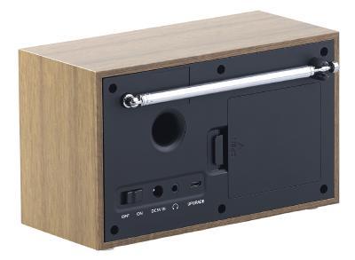 ZX 1771 09 VR Radio Digitales DABplus FM Radio DOR 240