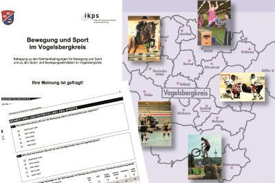UMFRAGE Sportentwicklung im Vogelsbergkreis