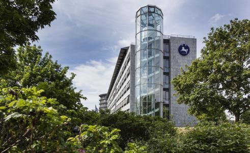 Hauptgebäude der Öffentlichen Versicherung Braunschweig