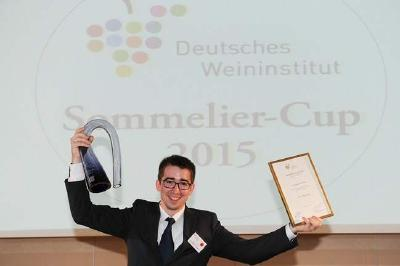 Sommelier Cup 2015 Sieger Christian Connerth