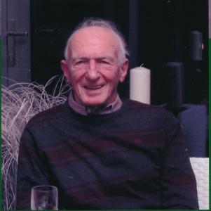 Johann Wesolek im Jahre 2020
