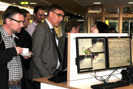 Das siebte Tunnelsymposium der BASt wurde von einer Fachausstellung begleitet (Bild: BASt)