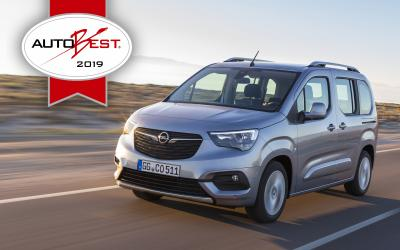 2019 Opel Combo Life Autobest / Opel Automobile GmbH