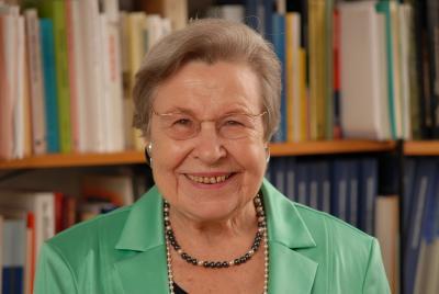 Prof. Dr. Ursula Lehr / Copyright: BAGSO