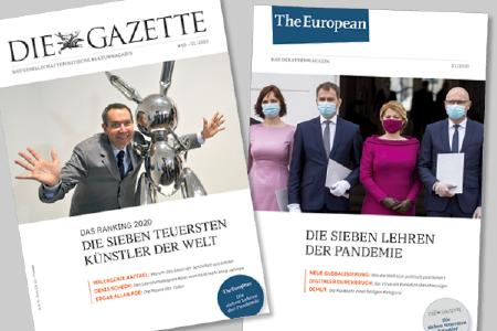 The European und Die Gazette