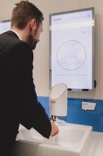 Hygiene auf Top-Niveau: Wie ein digitaler Waschraum Unternehmenserfolg und Weltgesundheit sichern kann