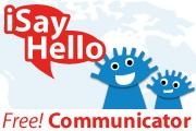 Banner iSayHello Communicator Free